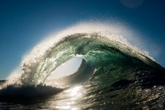 Haciendo olas