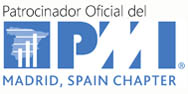 PATROCINADOR OFICIAL DEL PMI MADRID SPAIN CHAPTER