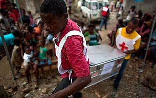 II Carrera Solidaria para Desastres Naturales