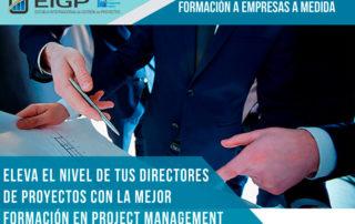 Directores de Proyectos
