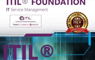 certifícate ITIL Foundation ya con EIGP