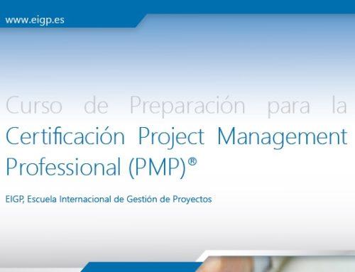 Vistazo a la tercera clase del Curso de Preparación para la Certificación PMP