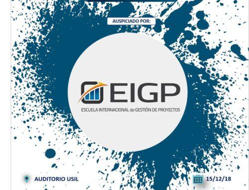 Evento en Dirección de Proyectos patrocinado por EIGP, Escuela Internacional de Gestión de Proyectos