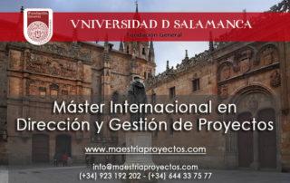 master en direccion de proyectos de FGUSAL y EIGP