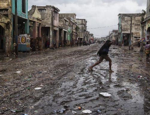PR.2017 II CARRERA SOLIDARIA PARA LOS DESASTRES NATURALES: OBJETIVO HAITÍ