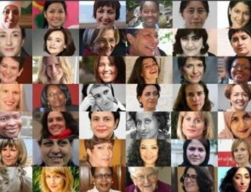 PR. 2015 Tejido Urbano del Barrio: El Barrio al que Aspiran las Mujeres