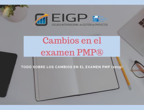 Cambios en el examen PMP: Dominio Personas