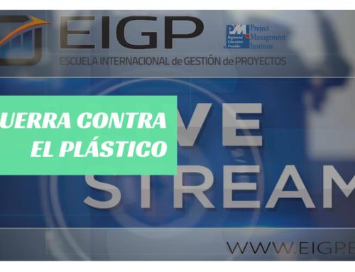 Metodologias agiles en la guerra de las empresas contra el plastico