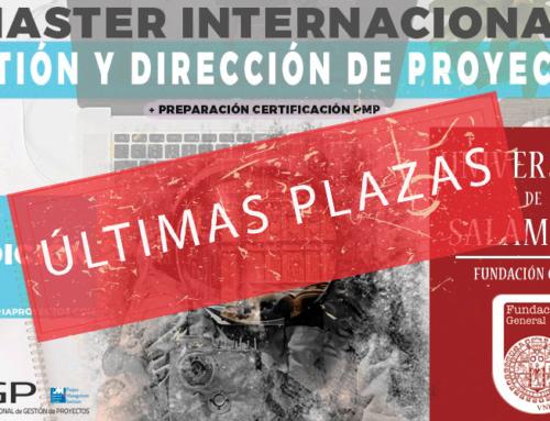 Master en direccion de proyectos: certifícate como PMP