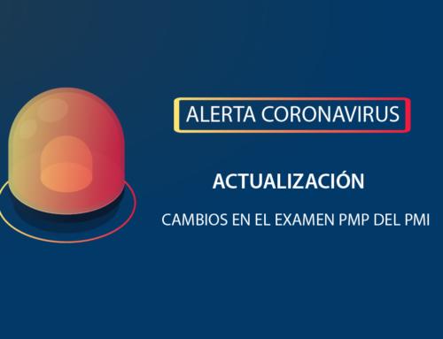 Actualización cambios examen PMP