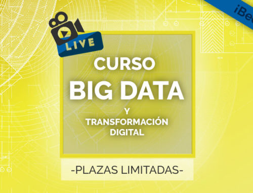 CONVOCATORIA ONLINE – Curso Big Data y Transformación Digital