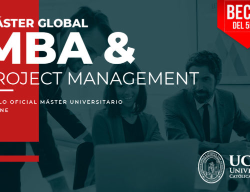 NUEVO Máster Global MBA & Project Management