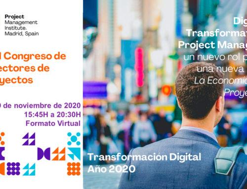 XVII Congreso de Directores de Proyectos – PMI Madrid Spain