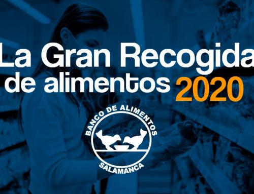 "EIGP SE SUMA A LA ""GRAN RECOGIDA DE ALIMENTOS 2020"""