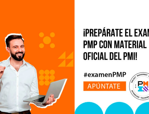 ¡ÚLTIMAS PLAZAS! 7A EDICIÓN DEL PMBOK CURSO PMP ONLINE CON MATERIAL OFICIAL
